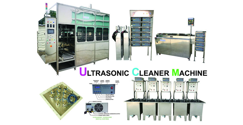 About Ultrasonic Cleaner